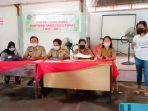 Penyaluran BLT DD tahap tiga Desa Tiwoho Kecamatan Wori.