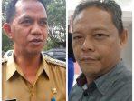 Camat Wori Edward Tamamilang dan pendamping Kabupaten Jimmy Rembet.